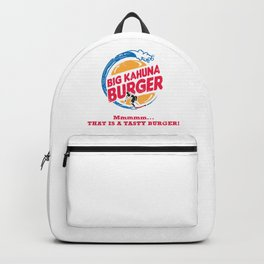 Big Kahuna Burger Backpack