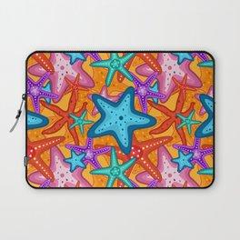 Starfish Pattern Design 2 Laptop Sleeve
