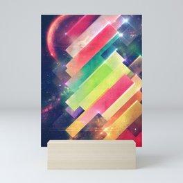 mwwntyp Mini Art Print