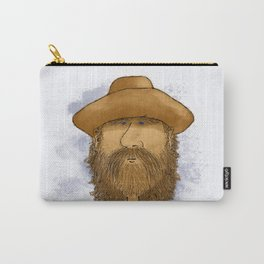 Flynt Locke, Cowboy Mountain Man Carry-All Pouch
