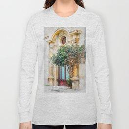 Trapani art 4 Long Sleeve T-shirt