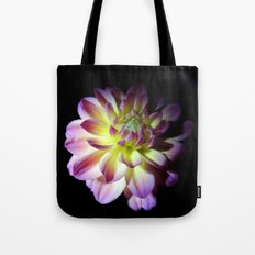 Blooming in the Darkness Tote Bag