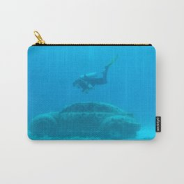 Baby you can dive my car Carry-All Pouch