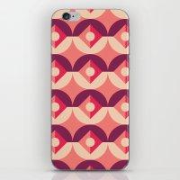 coraline iPhone & iPod Skins featuring Coraline by Jade Raykovski