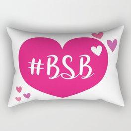 BSB - I LOVE BSB - BACKSTREET Rectangular Pillow