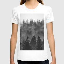 Charcoal Forest Fog - 26/365 T-shirt
