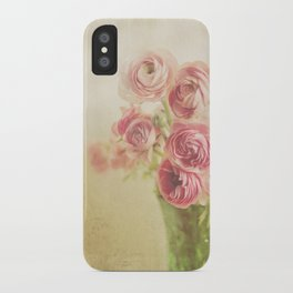 Beauty in a vase.... iPhone Case