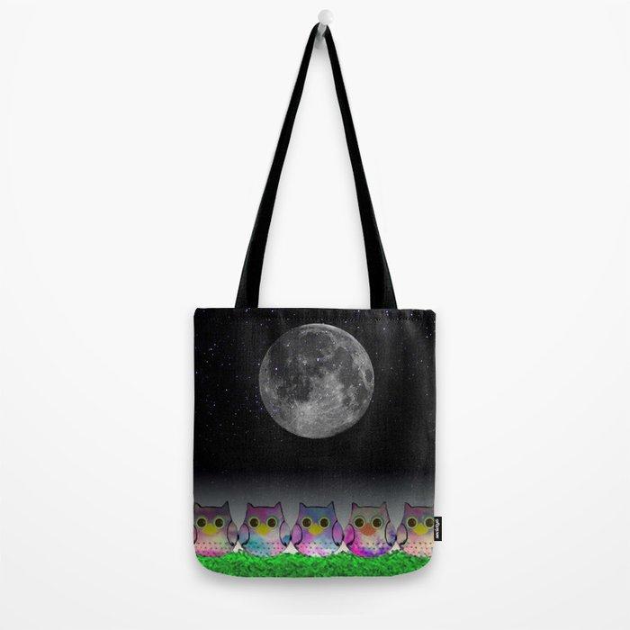 owl-5 Tote Bag