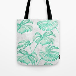 city leaf Tote Bag