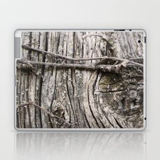 Weathered Knot Laptop & iPad Skin