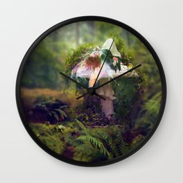 A Place to Dream Wall Clock