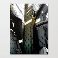 Bridging Boroughs Canvas Print