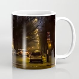 Wolf's way Coffee Mug