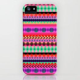 Tribal Stripe iPhone Case