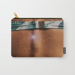 galaxies inside her Carry-All Pouch