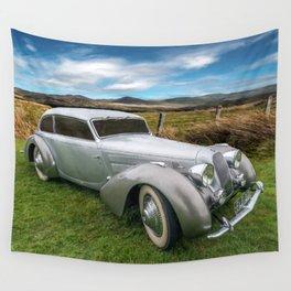 Talbot Darracq Wall Tapestry