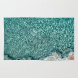 Aerial Ocean Rug