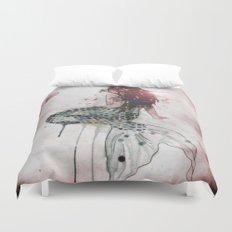 Mermaid II Duvet Cover