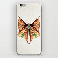 fox or butterfly?  iPhone & iPod Skin