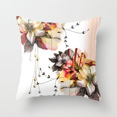 Double Vision 2 Throw Pillow