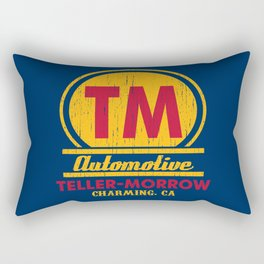 Teller-Morrow Rectangular Pillow