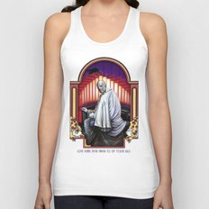 Dr. Phibes Vincent Price horror movie monsters Unisex Tank Top