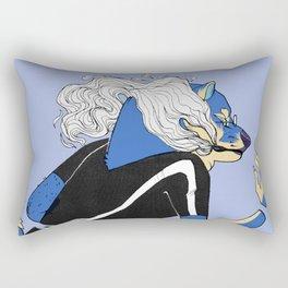Tenya Iida Rectangular Pillow