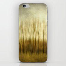 The Trees ..... iPhone & iPod Skin