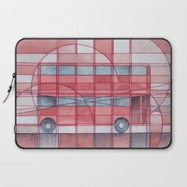London Bus Laptop Sleeve