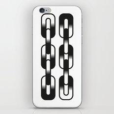 Un-Chain iPhone & iPod Skin