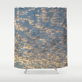 Lava Cload Shower Curtain