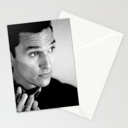 Matthew McConaughey Stationery Cards