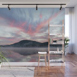 Silent Witness at Sunrise Wall Mural