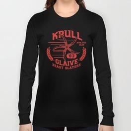 Krull Glaive Beast Slayers Athletic Gear Long Sleeve T-shirt