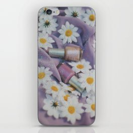 Girly things iPhone Skin
