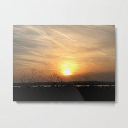 Beautiful Sunset! Metal Print