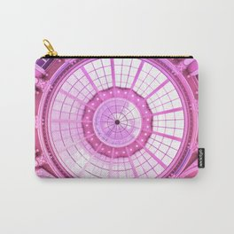 Pink Architecture Monument Carry-All Pouch