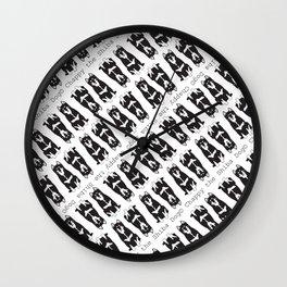 Chappy the Shiba Dog© Wall Clock