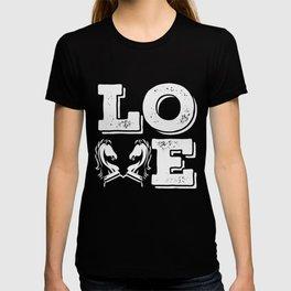 Chess Love | Knight Player Rider Horse Knights T-shirt