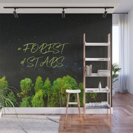 A Forest of Stars Wall Mural