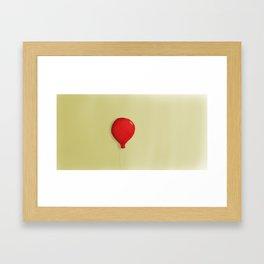Balloon Army Framed Art Print