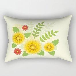 Spring Is Coming Rectangular Pillow