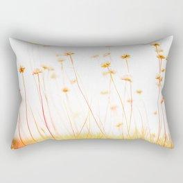 Beach Flora Rectangular Pillow