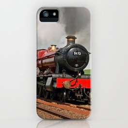 5972 Olton Hall iPhone Case