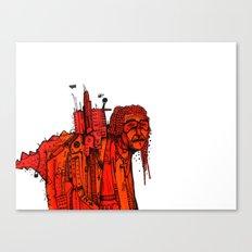 Afro Bono Canvas Print