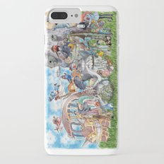 Ghibli Compilation Slim Case iPhone 7 Plus