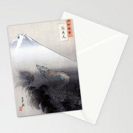 Ryū Shō Ten or Dragon Rising up to Heaven Stationery Cards