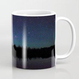 Space Forrest  Coffee Mug
