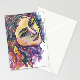 Melt in depth Stationery Cards