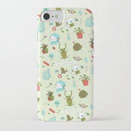 IWA CHAN iPhone Case